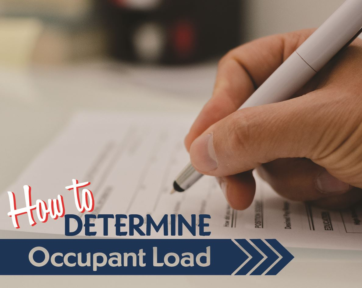 Determine Occupancy Load-01